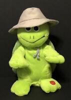 PBC International Turtle International Plush Stuffed Animal Animated Not Working