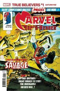 True Believers X-Men Saturnyne #1 Marvel Comics
