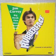 Rubberface Laserdisc - Jim Carrey - Vidmark 6117