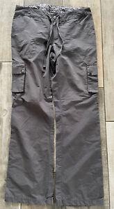 Columbia Grey Walking Trousers Size 14 UK