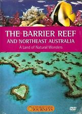 The Barrier Reef and Northeast Australia: A Land of Natural Wonders (DVD) NEW