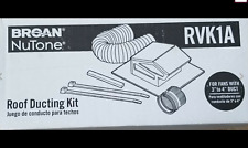 Broan Nutone Rvk1a Roof Ducting Kit For Exhaust Vent Fan