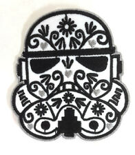 """Star Wars Stormtrooper Helmet ARTISTIC  Patch 3""""- FREE USA S&H (SWPA-1000-A)"""