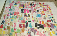 Vintage Barbie Clothes Mattel 190+ pieces Large Lot and other doll clothes