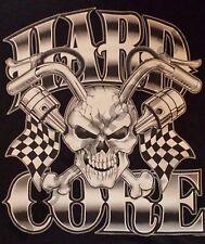 T-Shirt Hardcore Skulls Biker Dragster Pin Up Trucker Route 66 USA 214