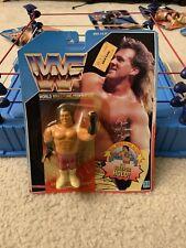 1990 WWF Hasbro Series 1 Brutus The Barber Beefcake Action Figure MOC Sealed