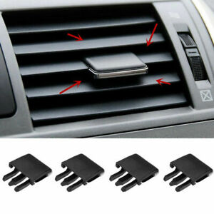 Car Vehicle Air Conditioning Vent Louvre Blade Adjust Slice Clip Universal New