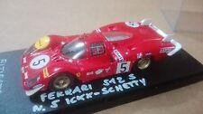 DAM (0049) 1:43 Ferrari 512 S Le Mans 1970 #5 J.Ickx-P.Schetty