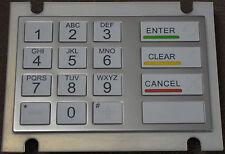 WINCOR EPP5 KEYBOARD USA POLY PN: 1750132165