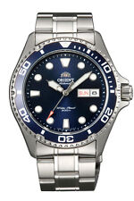 Orient  Men's Blue Ray II Japanese Automatic   Diver Diving Watch FAA02005D