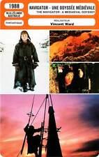 FICHE CINEMA : NAVIGATOR UNE ODYSSEE MEDIEVALE - Lyons,Haywood,Ward 1988