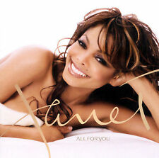 All for You [Clean] by Janet Jackson (CD, Jul-2001, Virgin)