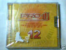 CD TECHNO PRO-DJ 12 HUNTER TECHNOBOY DJ GIUS FREDERIK