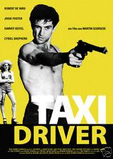 Taxi driver Robert De Niro cult movie poster print 95