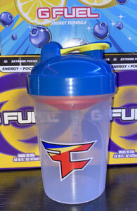 G Fuel *FAZE 2.0 Shaker Cup* MEGA RARE Never Used Collectible Item  Faze