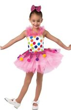 Dansco Style #17152C Girls Pink Circus Costume Size Small NWT