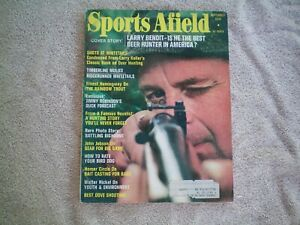 Lot of (3) Sports Afield Magazine  Larry Benoit