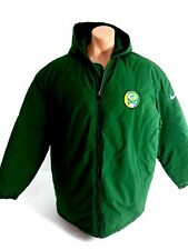 NIKE TEAM MENS WITH GREENBAY PACKERS PATCH INSULATED WINTER JACKET SIZE XL