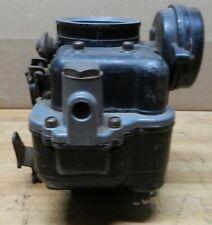 1939-40 Hudson 2-BBL WDO USED Carter Carburetor 0-430