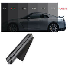 50*100cm Black Roll 35% VLT Car Side Window Glass Home Office Tint Tintin ZKQ