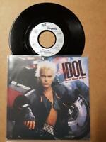 "Billy Idol-Don't Need A Gun-Vinyl,7"",45 RPM,Single 1987-Sammlung Rock"