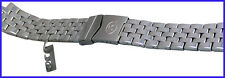 STAINLESS STEEL BRACELET FOR VOSTOK AMPHIBIAN WATCHES 22 MM  !NEW! Es