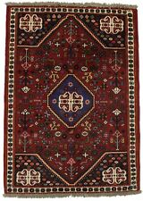 Hand Knotted Pictorial Tribal Style 4X5 Farmhouse Oriental Area Rug Foyer Carpet