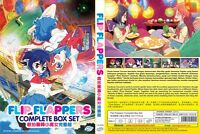 Flip Flappers (Chapter 1 - 13 End) ~ All Region ~ Brand New & Factory Seal ~