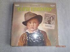 Elvis Presley-Elvis Country Vinyl Album