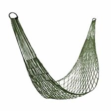 Ablevel Military Outdoor Camping Survival Cord Garden Hammock Nylon Rope Green