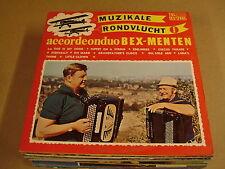 ACCORDEON LP TELSTAR / ACCORDEONDUO BEX-MENTEN - MUZIKALE RONDVLUCHT 1