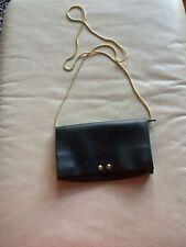 Free People Gray Tarnished Chain Crossbody Vintage-Inspired Handbag Purse.58.00