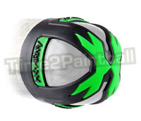 HK Army Vice Tank Grip 2.0 Black / Neon Green **FREE SHIPPING** Paintball Cover