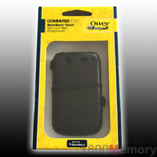 GENUINE OtterBox Commuter Case for BlackBerry Torch 2 9800 9810 Black + S/P Kit