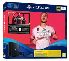 Sony PlayStation 4 Pro 1 TB + Fifa 20 Bundle