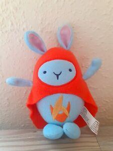 BING BUNNY Fisher Price / Mattel - Hoppity Voosh Soft  Friend VGC RARE GENUINE