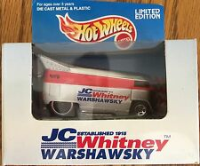 Hot Wheels Exclusive JCWhitney Warshawsky VW Bus - LIMITED EDITION