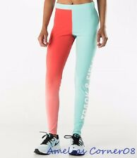 Women's Nike Run Printed Leggings Track & Field 653963 654 Size L