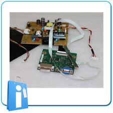 MOTHERBOARD + PSU monitor Packard Bell 243DBD placa base controladora fuente