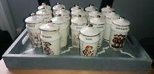 More details for hummel goebel 18 x spice jars