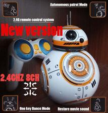 Star Wars 7 2.4G RC BB-8 BB8 robot BB 8 intelligent Tumbler Action Figure toy