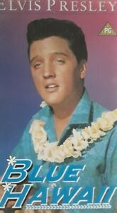Elvis Presley-Blue Hawaii VHS Video.1994 Polygram 6320183.
