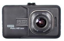 1080p Hd Dvr Car Dash Audio Video Security Camera Vehicle Recorder w/ Lcd Screen