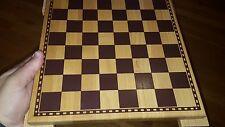 2001 CARDINAL OAKMONT CHESS BOARD