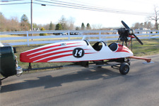 Ice Racer / Air Boat with Continental 65HP Aircraft Motor and trailer