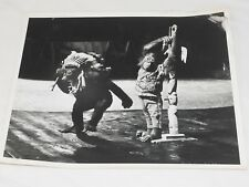 "Original Bobby Berosini's Orangatangs and Gorilla CIRCUS b&W photo 8"" x 10"""