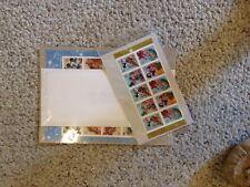 3912-15 CELEBRATION  Sheet FDC 3865-68 FRIENDSHIP  Plate 37centArt Of Disney MNH