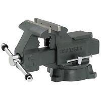 Craftsman 6 Inch Bench Vise Shop Equipment Mechanics Tool Garage Workbench - NEW