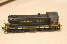 NP Northern Pacific Atlas Models Alco S4 #713 DC in HO Scale