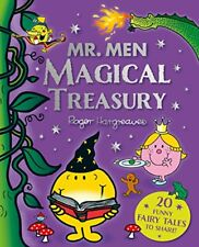 Mr Men Magical Treasury (Mr. Men & Little Miss Magic) By Adam Hargreaves